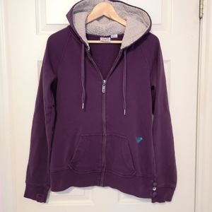 Roxy Hoodie missing button